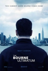 The Bourne Trinity