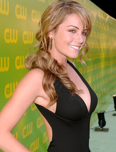Erica Durance - from the tv show - Smallville