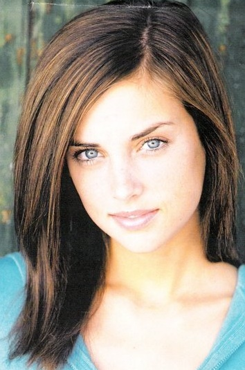 Jessica Stroup - from the tv show - 90210