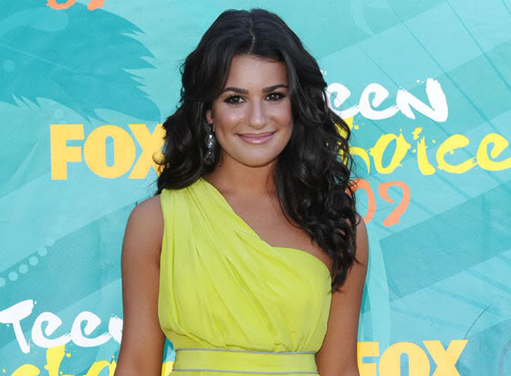 Lea Michele from tv show - Glee