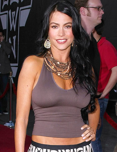 Sofia Vergara - from the tv show - Modern Family