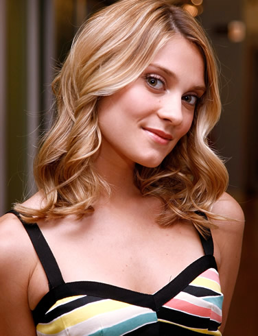 Spencer Grammer - from the tv show - Greek