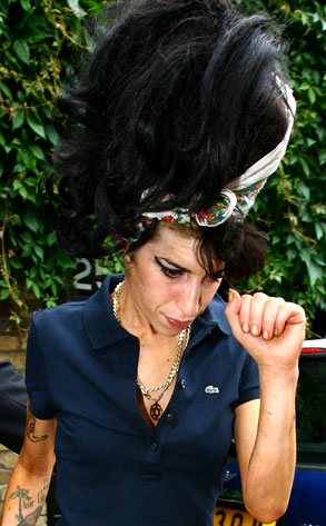 BAD HAIRSTYLES... Amy-winehouse